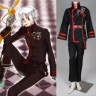 CosplayDiy Men's Outfit D.Gray-man Allen Walker Costume Halloween Cosplay