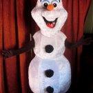 CosplayDiy Unisex Mascot Costume Olaf Costume Cosplay For  Halloween&Christmas  Cosplay