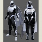 Cosplaydiy Men's Outfit Moon knight Cosplay Costume For Halloween Party