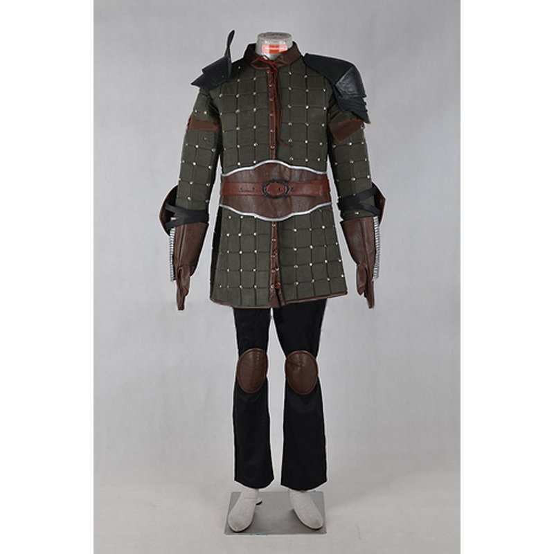 Custom Made Dragon Age: Inquisition Blackwall Cosplay Costume For Halloween
