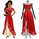CosplayDiy Women's Dress Elena of Avalor Elena Dress Costume For Party