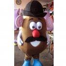 CosplayDiy Unisex Mascot Costume Potato Head Adult Costume  Cosplay For Christmas  Party