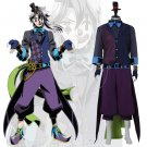 CosplayDiy Men's Outfit Divine Gate Loki Costume Cosplay For Halloween Party