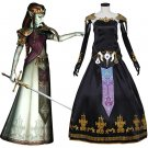 Adult's Dress Cosplay The Legend of Zelda Twilight Costume Cosplay for Halloween Carnival Party