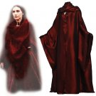CosplayDiy Women's Game of Thrones Melisandre Cosplay Costume For Halloween Party