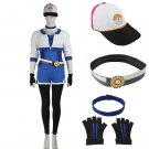 Custom Made Pokemon Go Cosplay Costume Blue Version For Party