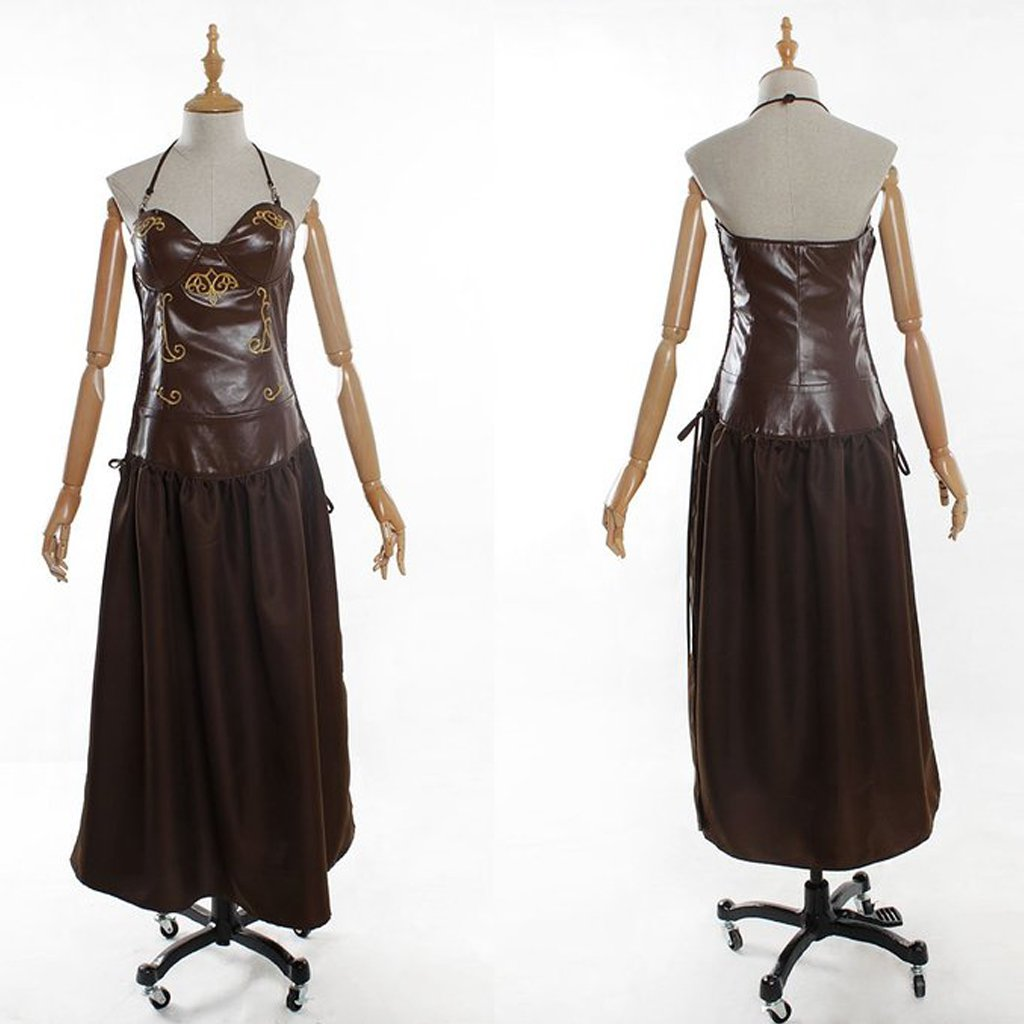 CosplayDiy Women's Dress for Game of Thrones Daenerys Targaryen Khaleesi Cosplay