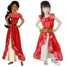 CosplayDiy Girl's Elena of Avalor Elena Dress Princess Dress For Party
