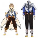 Custom Made Tales of Zestiria the X Sorey Cosplay Costume For Halloween