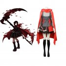 CosplayDiy Women's Outfit RWBY Season 2 RWBY Red Trailer Ruby Rose Cosplay