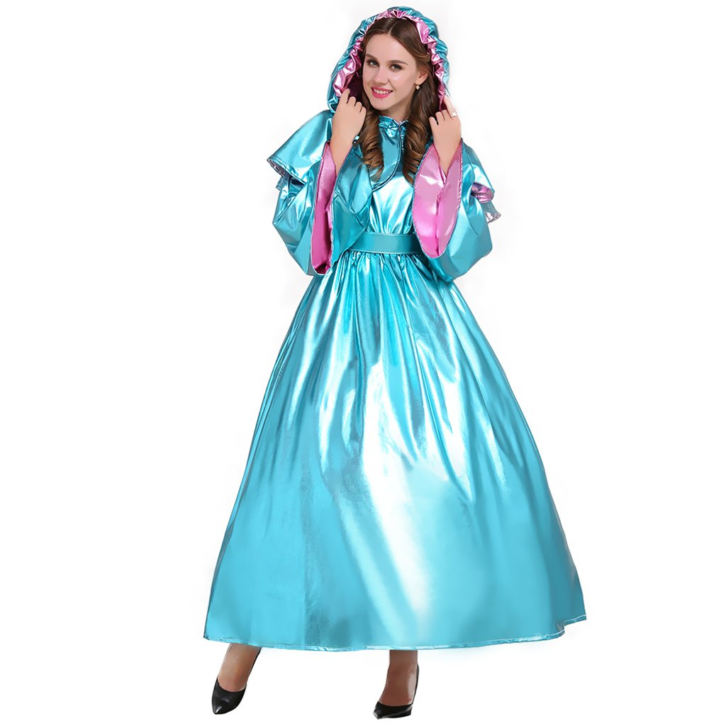 Cinderella Fairy Godmother Dress Outfit Costume Cosplay for ...