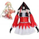 CosplayDiy Women Dress Vocaloid Miku Dress Cosplay Costume For Party