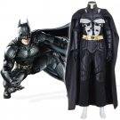 CosplayDiy Men's Batman Cosplay Costume Adult Batman The Dark Knight Rises Outfit