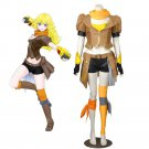 RWBY Yang Xiaolong Custom Made Cosplay Costume for Halloween Carnival Party