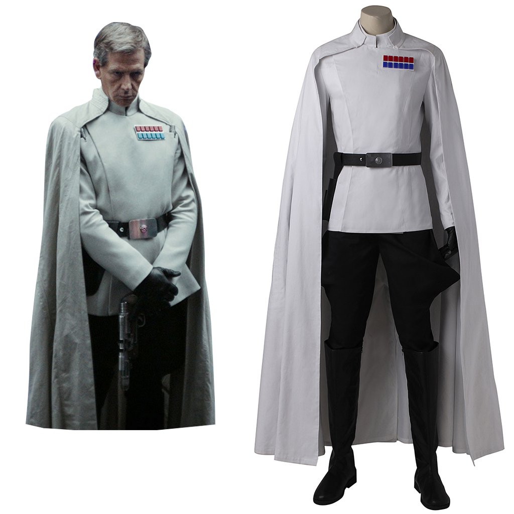 CosplayDiy Rogue One A Star Wars Story Orson Krennic Men's Costume For Carnival