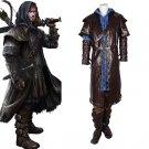 CosplayDiy Men's Costume The Hobbit Desolation of Smaug Thorin Oakenshield Costume Cosplay