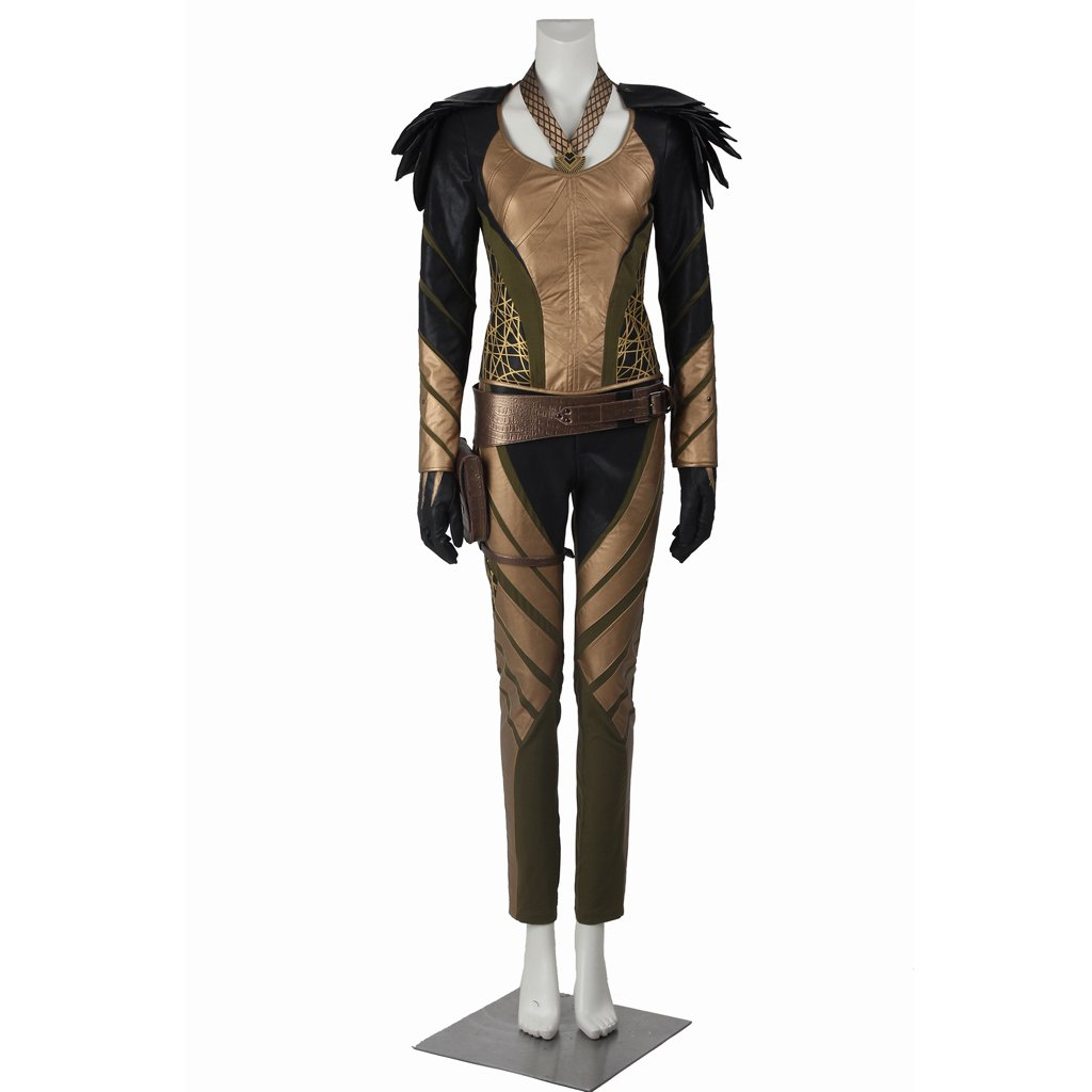 CosplayDiy Women's Costume Legends of Tomorrow Hawkgirl Kendra Munoz Saunders Costume Cosplay