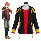Hot Game Mystic Messenger 707 Top Cosplay Costume Adult Halloween Costumes T shirt Jacket