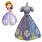 Princess Sofia Dress Sofia the First Fancy Dress Costume Cosplay for Party
