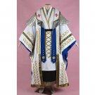 Final Fantasy XIV Thordan Costume Cosplay Adult's Halloween Carnival Custom Made Cosplay Costume