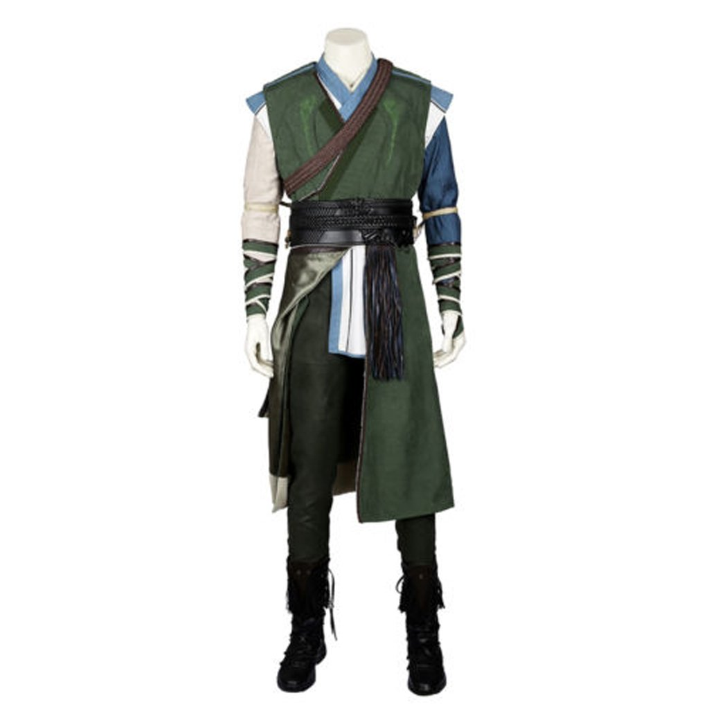 Men's Doctor Strange Cosplay Baron Mordo Karl Mordo Costume Outfit Any Size