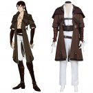 RWBY Tyrian Callows Costume Adult's Vest Jacket Pants Costume Cosplay for Carnival Party