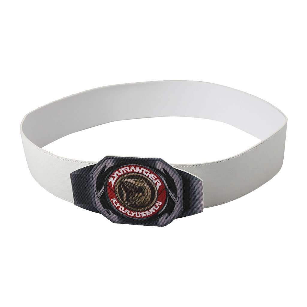 Tyranno Ranger Belt Power Ranger Zruranger Belt Cosplay 3669