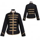 Adult's Top Cosplay My Chemical Romance Parade Military Coat Jacket Costume Cosplay