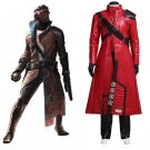 Peter Quill Costume Cosplay Guardians of the Galaxy Adult's Custom Made Outfit Cosplay for Party