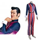 Robbie Rotten Costume Cosplay LazyTown Adult's Custom Made Outfit Cosplay for Halloween
