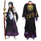 Game Touken Ranbu Outfit Costume Cosplay Adult Men's Halloween Carnival Costume