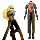 Anime RWBY Yang Xiaolong Costume Cosplay Adult's Custom Made Outfit Costume Cosplay