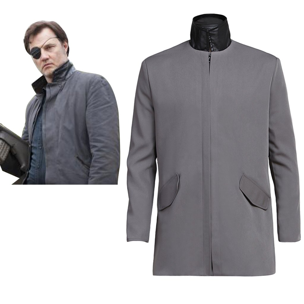 2017 New Arrival Walking Dead Men's Clothing Jacket Costume Cosplay