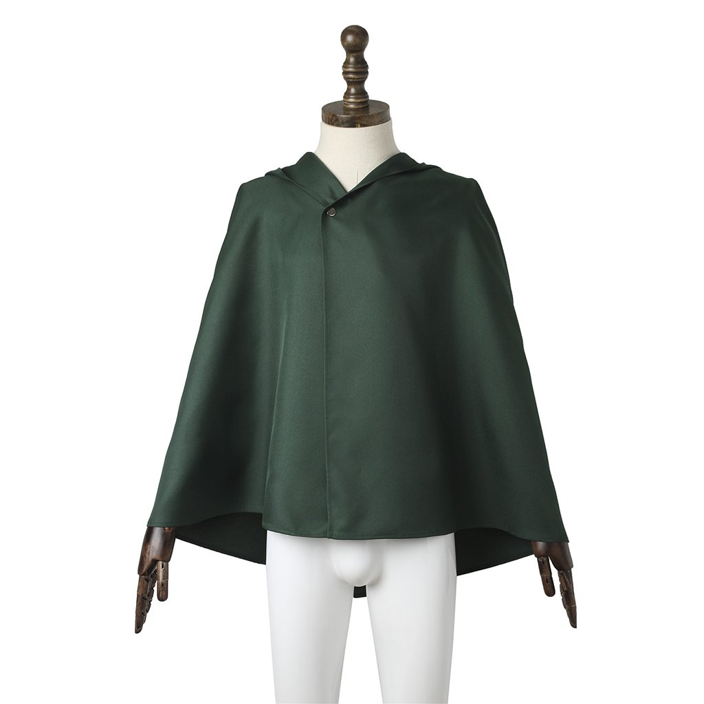 Custom Made Cape Cosplay Attack on Titan Adult's Cloak Cape Cosplay for Party