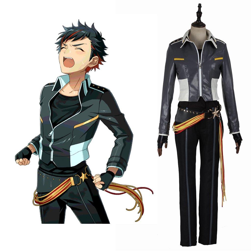 Ensemble Stars Nagumo Tetora Custom Made Outfit Costume Cosplay Adult's Shirt Jacket Pants Belt