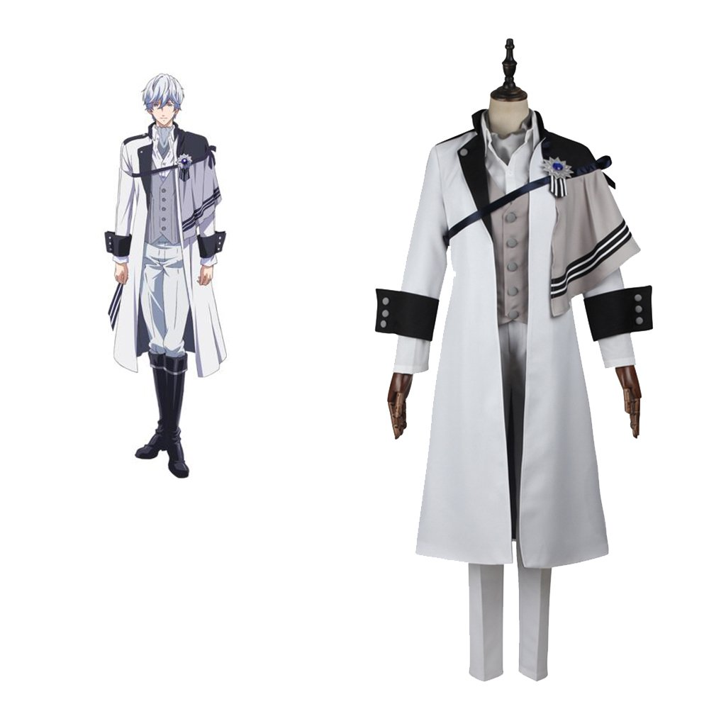 B-Project Ambitious Tomohisa Kitakado Costume Cosplay Adult's Carnival Outfit Cosplay Costume