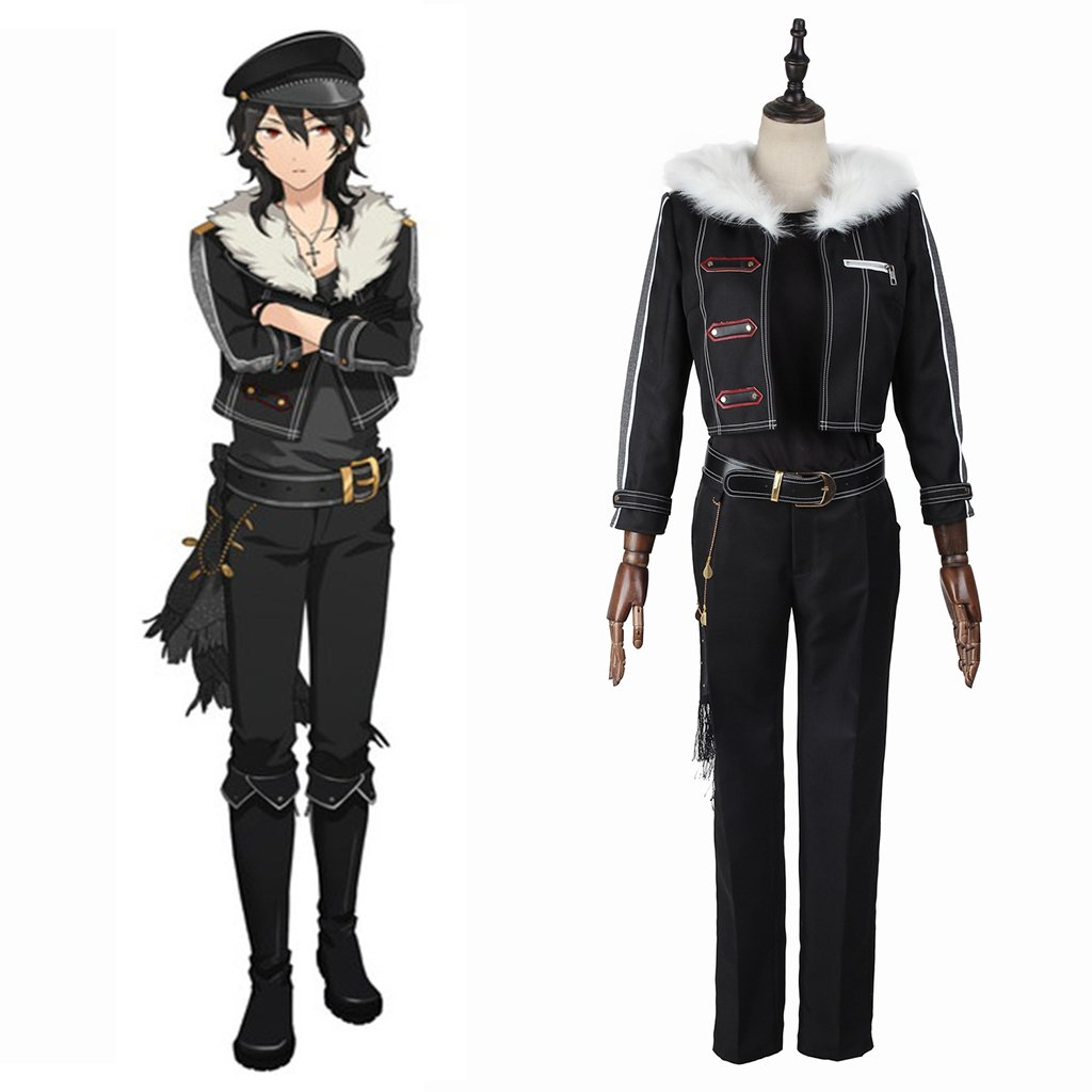 Ensemble Stars Sakuma Rei Costume Cosplay Custom Made Adult's Jacket Pants Cosplay