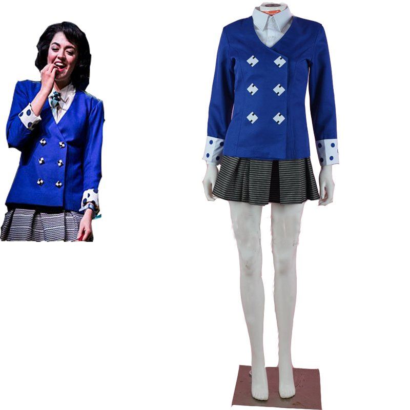Heathers:The Musical Veronica Costume Cosplay Women's ...