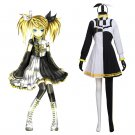 Custom Made Girls Dress Costume Cosplay Hatsune Miku Black&White Dress Cosplay for Party