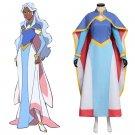 Voltron:Legendary Defender Allura Costume Dress Cosplay for Halloween Carnival