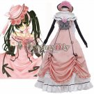 Anime Black Butler Shire Cosplay Dress Adult Women Halloween Lolita Cosplay Costume Custom Made