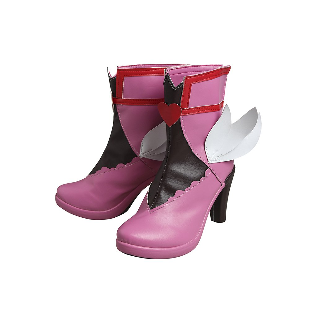 2017 Game Overwatch Hana Song OW D.va Cosplay Boots For Party