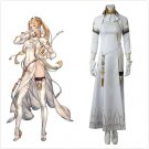 NieR Automata YoRHa Commander White Costume Cosplay Women's Costume
