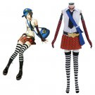 Custom Made Anime Persona 4 Golden Marie Cosplay Costume Girl's School Uniform