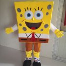 CosplayDiy Unisex Mascot Costume SpongeBob Mascot Costume Cosplay For Celebration Party