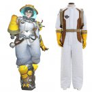 Overwatch OW Mei Cosplay Costume Anniversary Event Guide Mei Costume