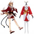 Adult Women's Fire Emblem Fates IF Selkie Kinu Cosplay Costume For Halloween Carnival Party