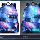 2017 New Arrival One Piece Night Light School Bags Laptop Bags