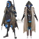 OW Ana Armor Cosplay Costume New Hero Battle Suit Overwatch Halloween Outfit