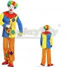 CosplayDiy Clown Halloween Cosplay Costume Adults' Cosplay Costume For Halloween Party